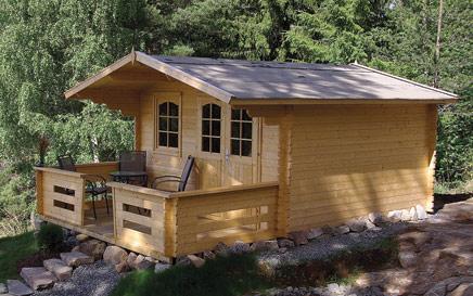 Ez Log Northern Ontario The Maria Cabin
